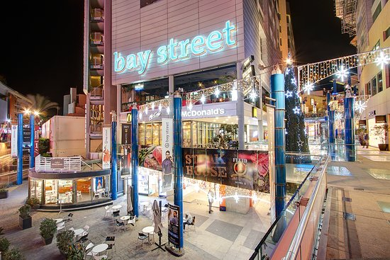 20d12df28f6f13 Bay Street Contact Info - Picture of Bay Street Shopping Centre ...