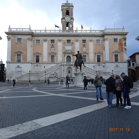Replica Statua Equestre di Marco Aurelio照片