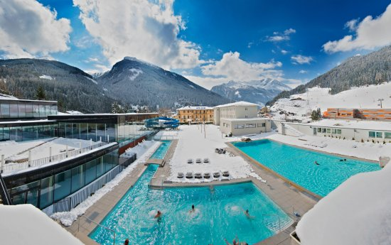 ‪Felsentherme Bad Gastein‬