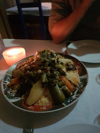 Chez Youssef: Dinner