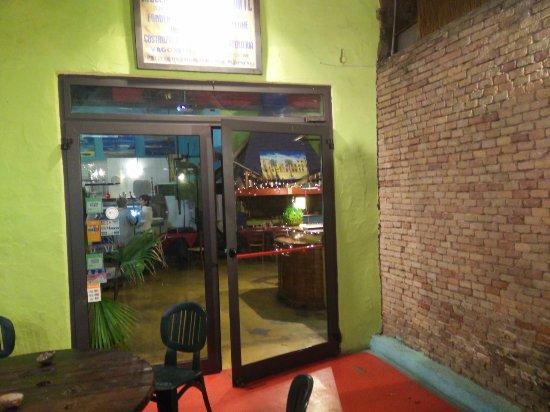 Ristorante Pizzeria La Nave: Eingangsbereich