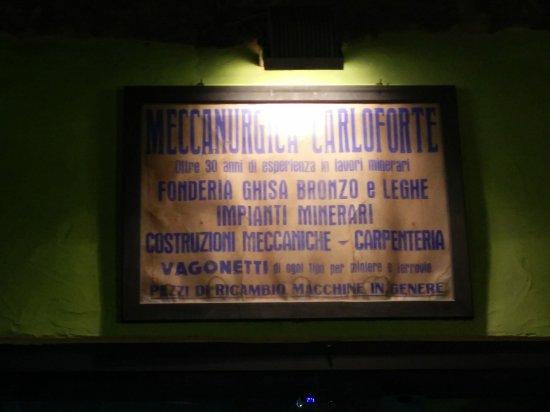 Ristorante Pizzeria La Nave: Firmenschild