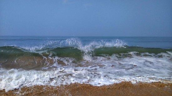Sea, sand n fresh water