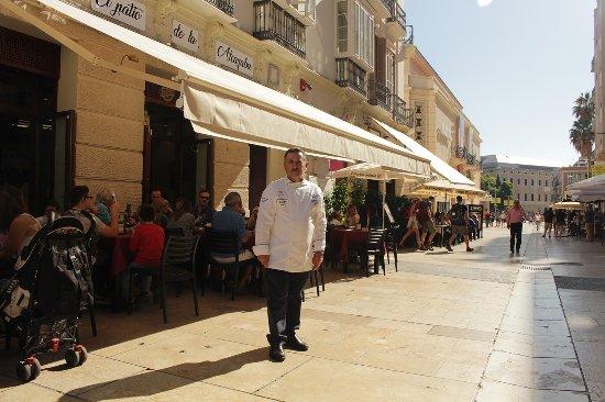El Patio De La Alcazaba Malaga Restaurant Reviews Photos Phone Number Tripadvisor