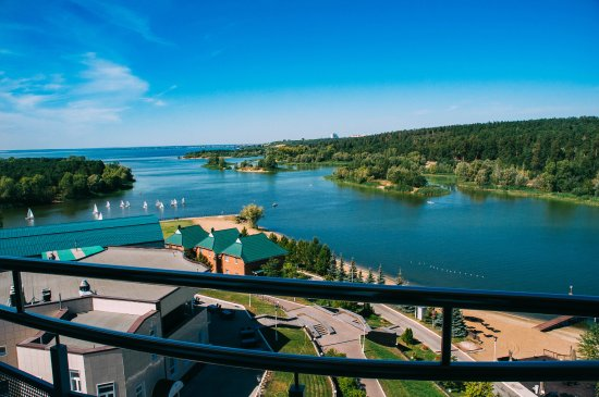 the best hotel in Tolyatti Review of LadaResort Hotel Tolyatti