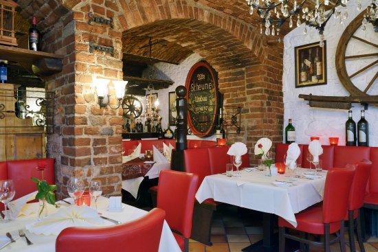 Restaurant - Picture of Landhaus Alte Scheune, Frankfurt ...