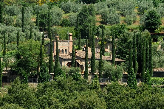 Monteleone d'Orvieto, İtalya: Relais