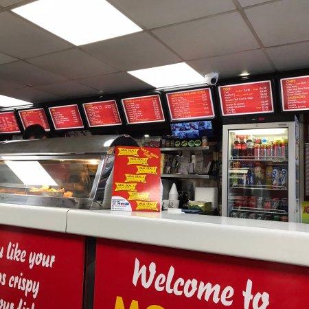 Evesham Fast Food