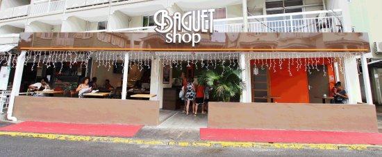 Baguet Shop - Trois-Ilets