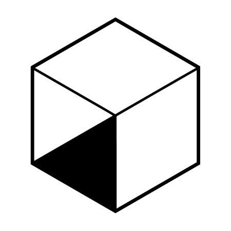 Copenhagen, Denmark: Khora Cube Logo