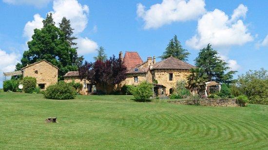 Domaine de Cournet Haut: Vue d'ensemble, maisons Forge et Bergerie
