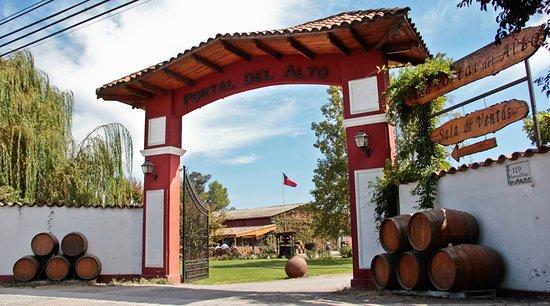 Alto Jahuel, Chile: Viña Portal del Alto