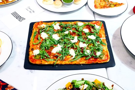 Delicious Food Delivered By Deliveroo Pizza Express