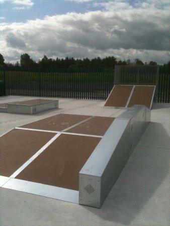 Shannon, Irlanda: Skate Park