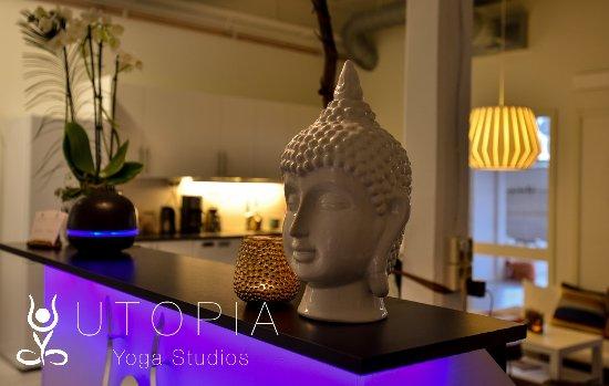 Utopia Yoga Studios