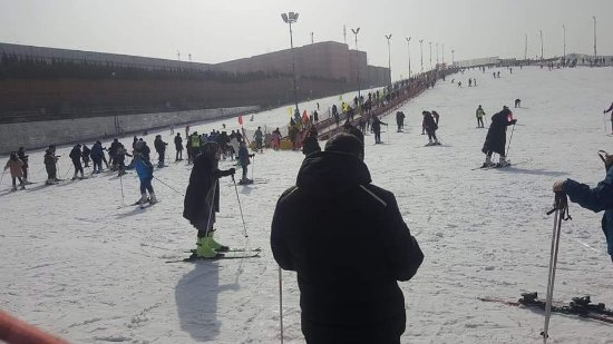 Bailuyuan Ski Area