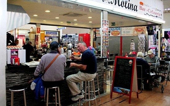 benidorm vape store - Picture of The Indoor Market, Benidorm