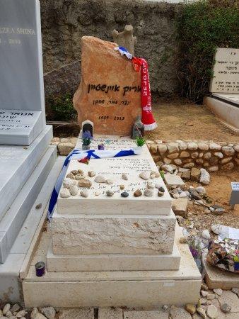 The Old Cemetery : Arik Einstein