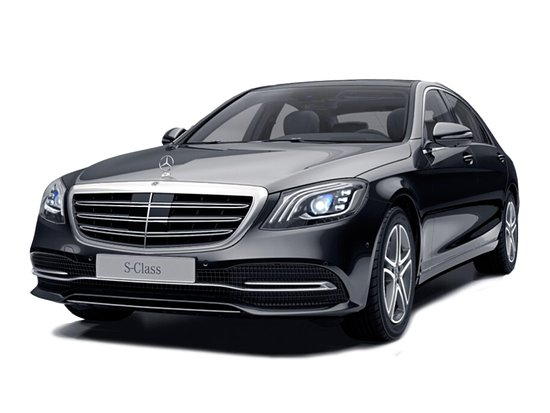 Cesena, Italy: Mercedes-Benz classe S Long 2018 - Luxury Class