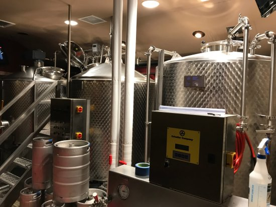 Swiftwater, PA: micro brew
