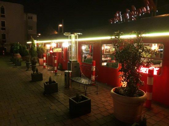 mandy 39 s railway diner heidelberg restaurant bewertungen telefonnummer fotos tripadvisor. Black Bedroom Furniture Sets. Home Design Ideas