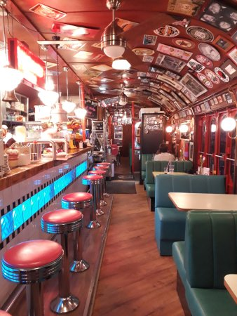 mandy 39 s railway diner heidelberg restaurant bewertungen telefonnummer fotos tripadvisor. Black Bedroom Furniture Sets. Home Design Ideas