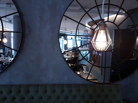 Mauresque: Interior