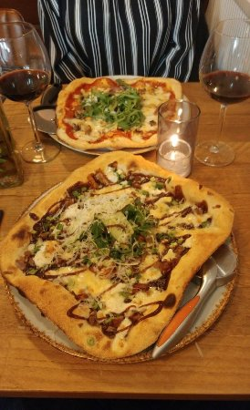 candle lit pizza meal for two picture of fuso bromsgrove