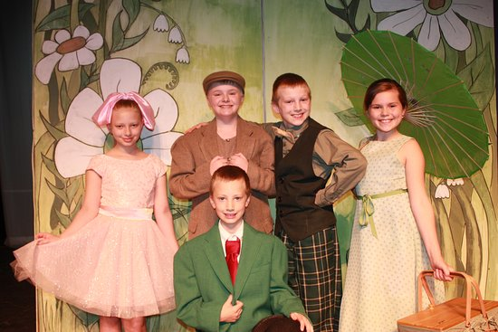 Shawnee on Delaware, Πενσυλβάνια: Children's Theater (A Year With Frog and Toad)