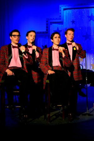 Shawnee on Delaware, PA: Musical Comedy (Forever Plaid)