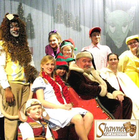 Shawnee on Delaware, Pensilvania: Family Shows (A Christmas Wizard of Oz)