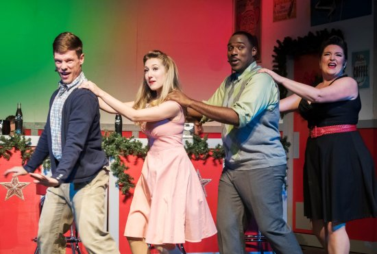 Shawnee on Delaware, Pensilvania: Musical Revues (Christmas Musical Memories of the 1950's)