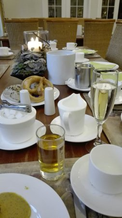 Fahrenzhausen, Duitsland: Champagne Breakfast