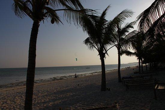 Clubviaggi Resort Twiga Beach & SPA: SPIAGGIA