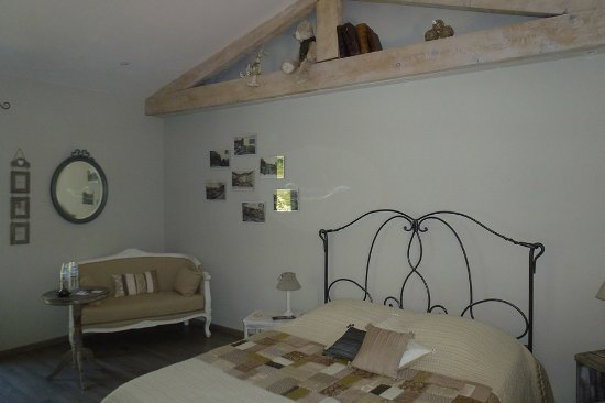 Molieres-Cavaillac, France: chambre Cigale