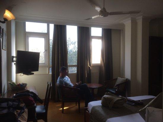 Hotel Ajanta: Room 306