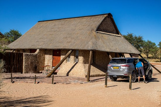 Kgalagadi Transfrontier Park, South Africa: Chalets
