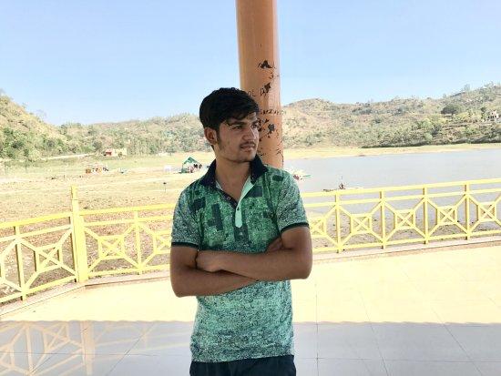 Χαργιάνα, Ινδία: View of lake