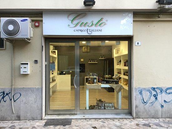 Gusto Capricci Italiani