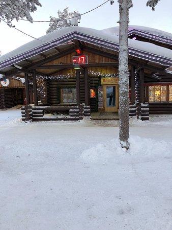Foto Santa Claus Holiday Village