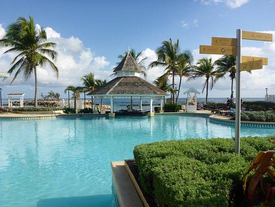 Melia pool - Picture of Melia Braco Village - Jamaica All Inclusive, Rio Bueno - TripAdvisor