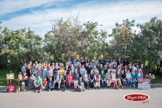 Thiessow, Tyskland: Produzenten und Kunsthandwerker vom Rügen-Markt
