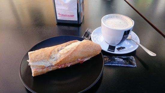Provincia de Tarragona, España: Desayuno