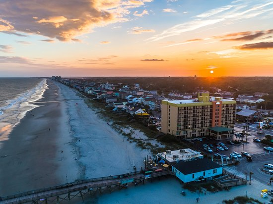 Surfside Beach Oceanfront Hotel Foto