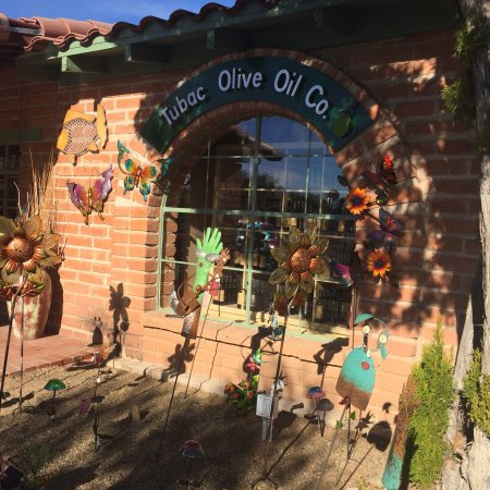 Tubac Olive Oil, Co
