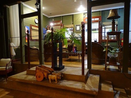 Hotel Aranjuez: un salon