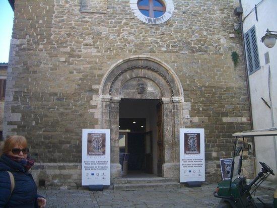 Bevagna, Italy: ingresso