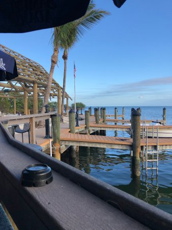 Snappers Sea Grill: Great views
