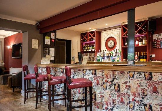 Hotel de Vie: Bar
