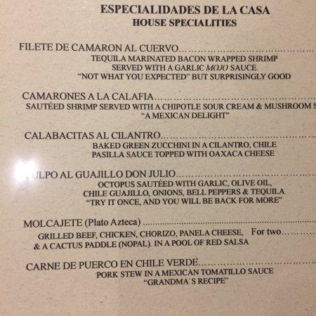 Guillermo's Restaurante Bild